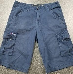 Ekco brand cargo shorts